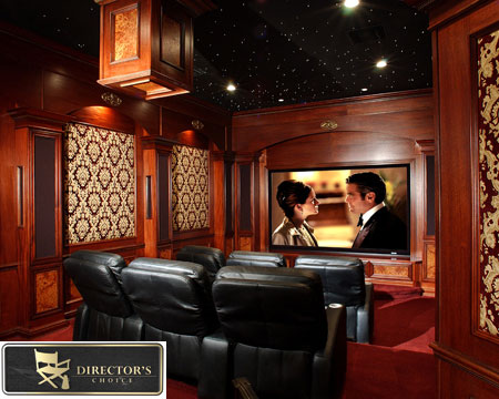 DIY Design for Home Theater « Home Gallery