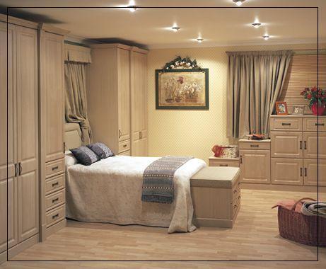 Bedrooms William Ball Caraway