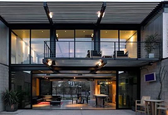 Modern House In Tempe Arizona From Chen Suchart Studio 171 Home Gallery