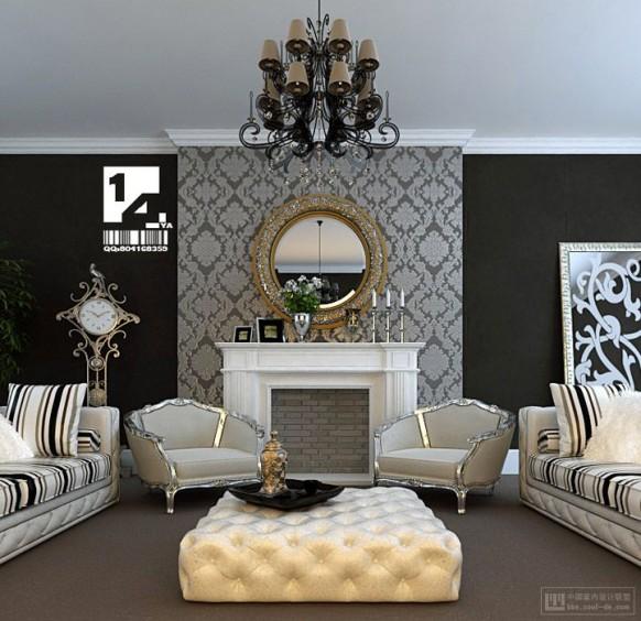classic asian interior design