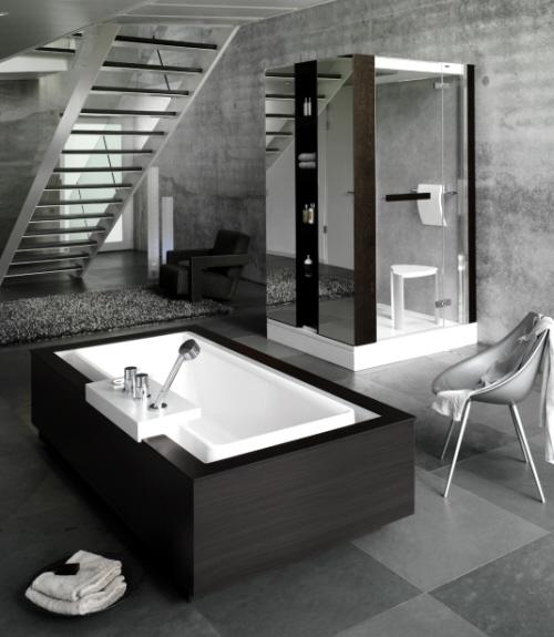 The unique bathroom designs ideas home gallery for Unique bathroom designs