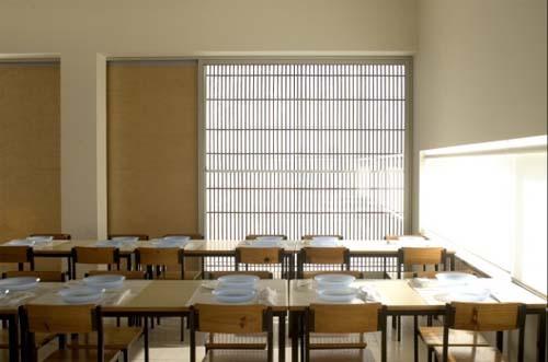 boavista school minimalist education building