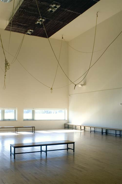 boavista school minimalist education building