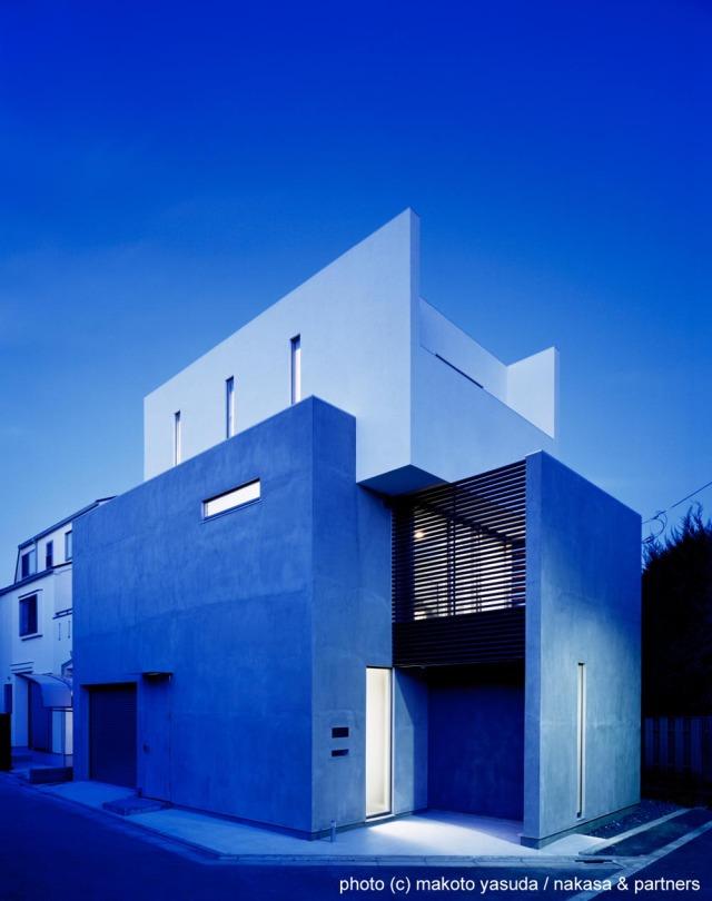 O House by Kimizuka Architects in Tokyo Japan
