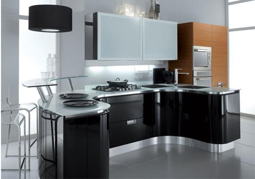 Trends in luxury kitchen design by fiamberti