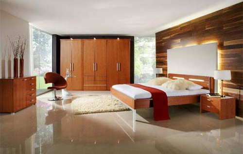 woodwork designs in bedroom