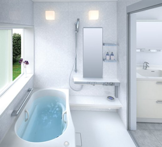 ideas for remodeling small bathrooms